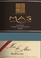 Preview: Mas des Mas Grés de Montpellier AOC 2019 - Les Domaines Paul Mas