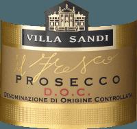 Preview: il Fresco Prosecco Spumante Brut DOC 0,2 l Piccolo - Villa Sandi