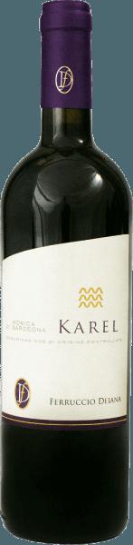 Karel Monica di Sardegna DOC 2018 - Ferruccio Deiana