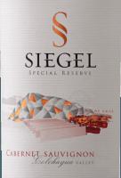 Preview: Special Reserve Cabernet Sauvignon 2018 - Viña Siegel