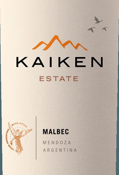 12er Vorteils-Weinpaket - Kaiken Malbec 2018 - Viña Kaiken von Bodega Kaiken