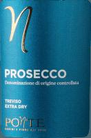 Preview: Prosecco Spumante Treviso DOC Extra Dry - Ponte