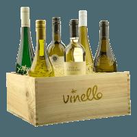 Großes Weißwein-Abo à 6 Flaschen je 0,75 l