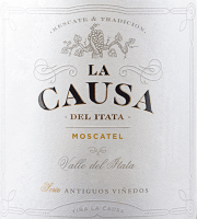 Preview: Moscatel 2015 - La Causa