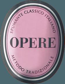 Opere Rosé Metodo Classico Brut - Opere Trevigiane von Villa Sandi