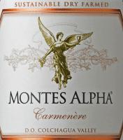 Preview: Montes Alpha Carmenère 2019 - Montes