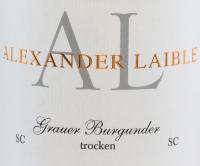 Preview: Grauburgunder SC trocken 2020 - Alexander Laible