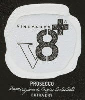 Preview: Sior Sandro Prosecco Spumante Extra Dry DOC - Vineyards v8+