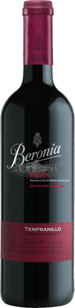 The Tempranillo Elaboracion Especial Rioja DOCa from Beronia has its home from the famous Rioja region in Spain. This wine presents itself with a deep cherry red color in the glass. The seductive bouquet reveals notes of ripe red fruits - especially plum, cherry and raspberry - fresh cocoa and fine nuances of chocolate. The aromas of the nose are framed by spicy hints of cinnamon and some liquorice. On the palate there is a round, dense and harmonious character with lots of juicy cherry fruit, which are perfectly underlined by the warm tones of the wood finish. The tannins are beautifully integrated and lead into a long lasting, gentle final. Vinification of BeroniaElaboracion EspecialTempranillo Due to the strict selection that already takes place in the vineyard, only low but high-quality yields reach the wine cellar of Beronia immediately. There, the harvested material is mashed in and the fermentation takes place in American oak barrels. During the fermentation process, the pomace is regularly pressed down (pigeage). This process supports the extraction of the strong aroma fullness and color pigments from the berry peels. Once the alcoholic fermentation is complete, this wine remains in these wooden barrels for biological acid degradation as well as for further wood ageing. In total, this Spanish red wine is aged in American oak for 9 months, until this wine is then filled onto the bottle and rests in the bottle store for a further 6 months. Food recommendation for the Rioja Tempranillo Elaboracion Especial from Beronia Enjoy this dry red wine from Spain with warm as well as cold pies in dough casing, smoked fish as well as meat but also with Mediterranean stews and spicy hard cheeses.