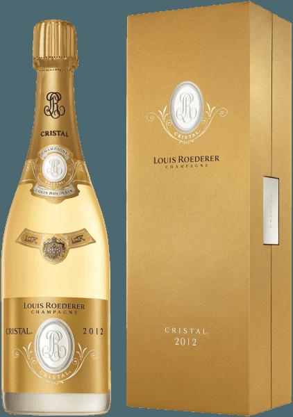 Roederer Cristal Brut 2012 - Champagne Louis Roederer