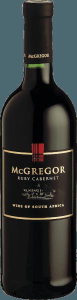 Ruby Cabernet 2018 - McGregor