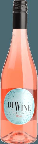 Di Wine Frizzante Rosado - Valdecuevas