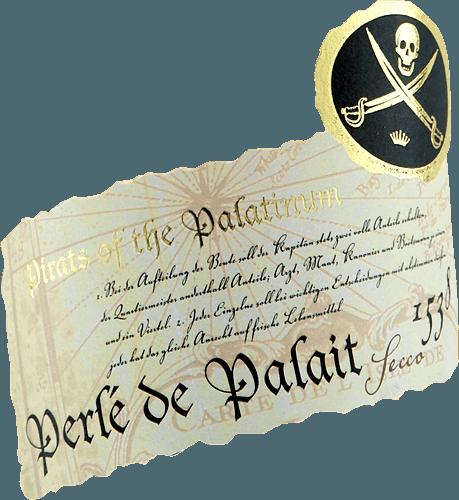 Perlé de Palait Pirates of Palatinum Secco blanc - Lergenmüller von Weingut Lergenmüller