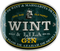 Preview: London Dry Gin - Wint & Lila