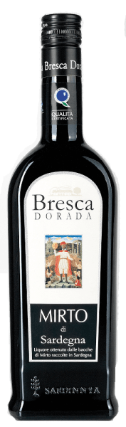 The Mirto Rosso di Sardegna from Bresca Dorada is a classic Sardinian liqueur made from red myrtle berries. This mirto is refined with honey and enchants the palate with its unique and unmistakable taste. Serving recommendation for the Bresca DoradaMirto Rosso Enjoy the Mirto Rosso well chilled.