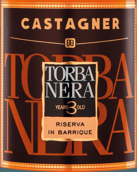 Torba Nera Grappa Aquavite d'Uva 3 Anni - Castagner von Roberto Castagner