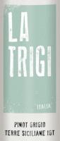 Preview: Pinot Grigio Terre Siciliane IGT 2019 - La Trigi