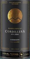 Preview: Cordillera Carmenère 2018 - Miguel Torres Chile