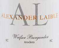 Preview: Weißburgunder SC trocken 2020 - Alexander Laible