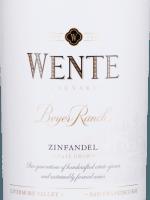 Preview: Beyer Ranch Zinfandel 2018 - Wente Vineyards