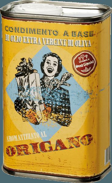 Das Olio Extra Vergine di Oliva all'Origano von Tenuta Sant'Ilario ist ein natürliches und intensives Olivenöl aus handgelesenen Oliven. Dieses Olivenöl erhält sein natürliches und intensives Aroma aus der Verwendung von frischen Kräutern. Damit nichts von der Intensität der Kräuteraromen eingebüßt wird, werden die Oliven und Kräuter gleichzeitig in 2 verschiedenen Mühlen gepresst und anschließend sofort verschnitten. Verwendungsempfehlung für das Olio Extra Vergine di Oliva all'Origano von Tenuta Sant'Ilario Dieses Olivenöl mit Oregano eignet sich perfekt zum Verfeinern und Würzen von Fisch, Fleisch und Gemüse.