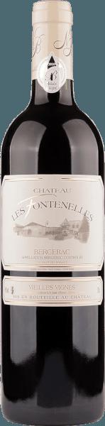 Bergerac Rouge 2019 - Château les Fontenelles