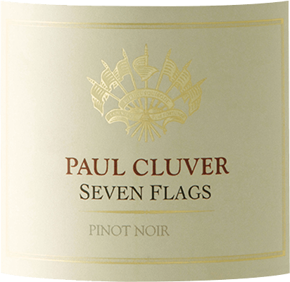 Seven Flags Pinot Noir 2017 - Paul Cluver von Paul Cluver