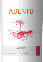 Preview: Adentu Merlot 2018 - Viña Siegel