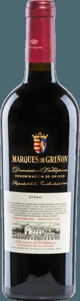 Syrah Dominio de Valdepusa DO 2015 - Marques de Grinon von Marques de Griñon