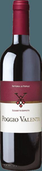 Poggio Valente Rosso Toscana IGT 1,5 l Magnum 2017 - Le Pupille von Fattoria Le Pupille