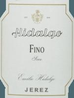 Preview: Fino Jerez Seco - Emilio Hidalgo