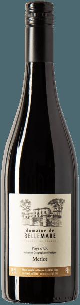 Merlot Vin de Pays d'Oc 2018 - Domaine de Belle Mare
