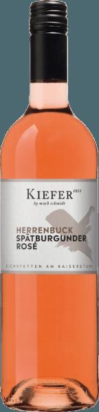 Herrenbuck Spätburgunder Rosé trocken - Weingut Kiefer
