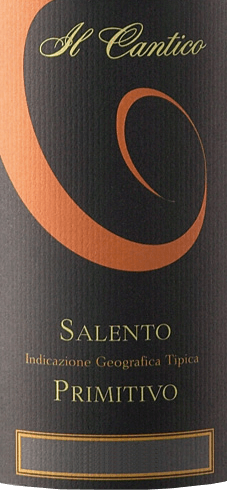 Primitivo by Il Cantico from the Italian wine region IGT Salento in Puglia is a grape varietal, full-bodied and juicy red wine. This wine is presented in the glass in an intense cherry red and unfolds a wonderfully fruity bouquet. This enchants the nose with aromas of blackberries and cherries, which are accompanied by herbaceous nuances of mint and rosemary. On the palate, this Italian red wine shows up with gentle and very well integrated tannins. The round body is skilfully absorbed by the fruity-spicy aroma of the nose. The final comes with a pleasant, medium length. Food recommendation for the Il Cantico Primitivo Salento Enjoy this dry red wine from Italy with strong pork and beef dishes, roasts in dark sauces, grilled meat, lamb and game or with strong cheeses.