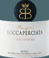 Preview: Roccaperciata Nero d'Avola Sicilia IGT 2019 - Roccaperciata