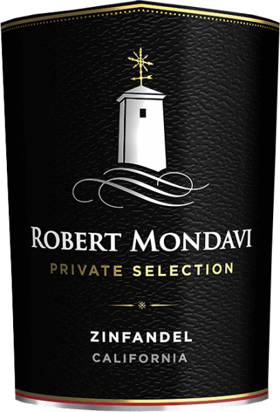 Robert Mondavi's Private Selection Zinfandel is a red wine from the sunny, American wine region of California. In the glass, this wine appears in a deep, glossy and dark cherry to magenta color. The fruity bouquet reveals intense aromas of sweetly ripened dark berries - blackberries and blueberries are particularly present - accompanied by spicy notes of black pepper. The warm berry fruit of the nose can also be felt on the palate. The lively acidity harmonizes wonderfully with the gentle tannins and the balanced, seductive body. The long reverberation is accompanied by a subtle sweetness. Vinification of Mondavi Zinfandel Private Selection The grapes for this American red wine grow in the appellations Paso Robles, Santa Barbara, Monterey County and Valley South. The berries are harvested at optimum ripeness and immediately brought to Robert Mondavi's wine cellar. There, the readings are selected, completely destemmed and ground. The mash is then fermented in stainless steel tanks. Once alcoholic fermentation is complete, this wine matures for 11 months in small French and American oak barrels. Food recommendation for the Zinfandel Private Selection Robert Mondavi Enjoy this dry red wine from the USA with grilled beef steaks with green beans, fresh pasta with spicy sauces, or with spicy sausage specialities, such as chorizo.