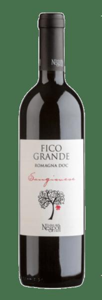 Fico Grande Sangiovese Romagna DOC 2018 - Poderi dal Nespoli
