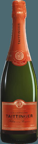 Champagner Les Folies de la Marquetterie Brut - Champagne Taittinger