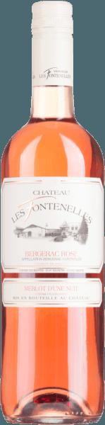 Bergerac Rosé 2019 - Château les Fontenelles