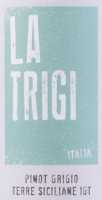 Preview: Pinot Grigio Terre Siciliane IGT 1,5 l Magnum 2020 - La Trigi