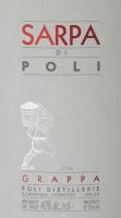 Preview: Sarpa di Poli Grappa 0,1 l Baby in GP - Jacopo Poli