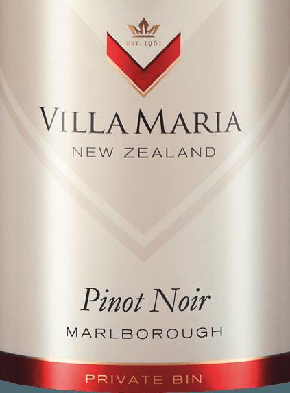 Private Bin Pinot Noir 2018 - Villa Maria von Villa Maria Estates