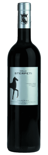 The Colle Sterpeti by Fattoria di Magliano frist convinces with its scent. Intense, fruity aromas of black cherries, plums and red berries form the prelude. The first impression obtained is accompanied by nuances of exotic spices, vanilla and fine wood notes. On the palate is an excellent interplay of the fruity-balsamic structure and the velvety, juicy tannin structure. The character of the red wine is incredibly creamy and elegant. At the end, the seductive berry aromatics emerge from the nose. A great and outstanding red wine from Tuscany!