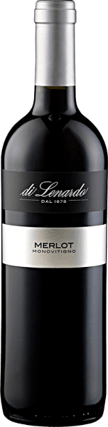 The Merlot IGT by Di Lenardo appears in the glass in an intense ruby red with violet reflections. It unfolds its complex bouquet with the aromas of pureed forest berries, such as raspberries and strawberries, which combine with spicy notes of herbs and spruce needles. This red wine from Friuli lets the palate recognize the already perceived plant notes when it is young. With age, this round Merlot develops an even richer bouquet. Vinification for the Merlot IGT by Di Lenardo The grapes for this Merlot were handpicked, destemmed and cold-macerated for about 10 days. After pressing, the wine was fed to malolactic fermentation in stainless steel tanks. Food recommendation for the Merlot IGT by Di Lenardo Enjoy this dry red wine with Indian dishes, tender pork and beef dishes, cooked meat or mild cheese. Awards for the Merlot IGT by Di Lenardo Luca Maroni: 93 points (vintage 2016) Gambero Rosso: 2 guests (vintage 2015) Luca Maroni: 91 points (vintage 2015)
