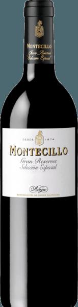 Montecillo Gran Reserva Selección Especial Rioja DOCa 2001 - Bodegas Montecillo
