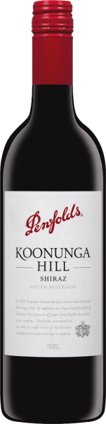 Koonunga Hill Shiraz 2018 - Penfolds
