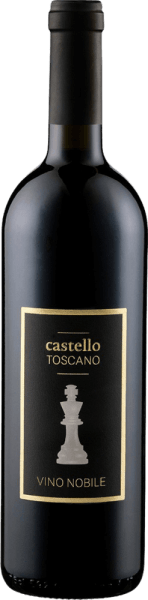 Vino Nobile di Montepulciano DOCG 2015 - Castello Toscano