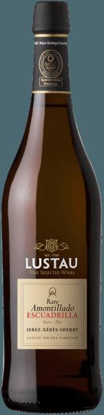 Rare Amontillado Escuadrilla Jerez DO - Emilio Lustau