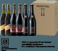 Preview: 6er Probierpaket - erdbeer-fruchtiges Trinkvergnügen mit Fragolino