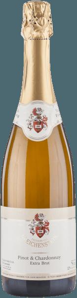 Pinot & Chardonnay extra brut Badischer Winzersekt 2012 - Weingut Freiherr von Gleichenstein